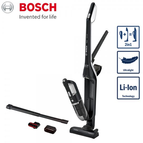 淨擊二合一直立式無線吸塵器 BCH3251TW 星燦黑 BOSCH 博世
