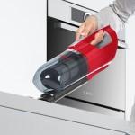 淨擊二合一直立式無線吸塵器 BCH3PT25TW 魔力紅 (寵物專用刷頭) BOSCH 博世