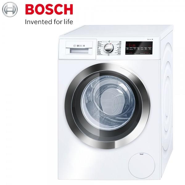 9公斤 220V滾筒式洗衣機 WAT28402TC 含標準安裝 BOSCH 博世