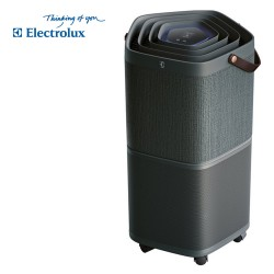 【Electrolux 伊萊克斯】高效抗菌智能旗艦清淨機Pure A9 (PA91-406DG 沉穩黑 9-14坪)