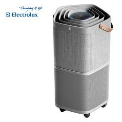 【Electrolux 伊萊克斯】高效抗菌智能旗艦清淨機Pure A9 (PA91-406GY 優雅灰9-14坪)