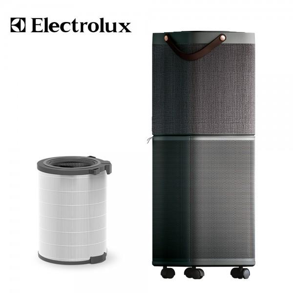 高效抗菌智能旗艦清淨機Pure A9 (PA91-606DG) 沉穩黑  Electrolux 伊萊克斯