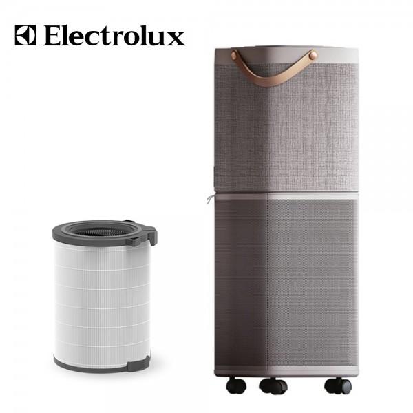 高效抗菌智能旗艦清淨機Pure A9 (PA91-606GY) 優雅灰  Electrolux 伊萊克斯