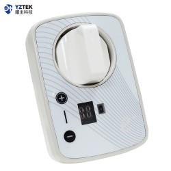 E+自動關 瓦斯爐輔助安全開關 定時自動熄火 特仕版 直式白 TY-006VW