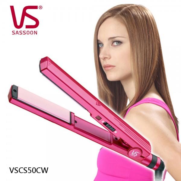 陶瓷纖巧25毫米直髮夾 VSCS50CW VS 沙宣