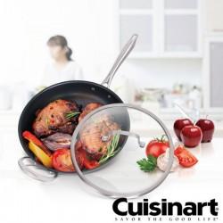專業不沾抗刮系列-單柄煎鍋30cm DSA22-30HGTW Cuisinart 美膳雅