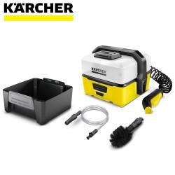 戶外可攜式清洗機 OC3冒險版 (露營/寵物/嬰兒車清洗) Karcher凱馳